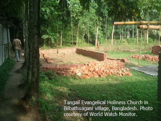 Tangail Evangelical Holiness Church, Bangladesh