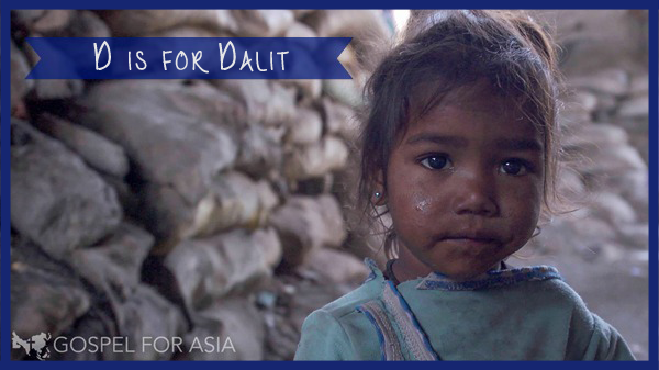 D is for Dalit - abcblogging - Looking Out the 10/40 Window