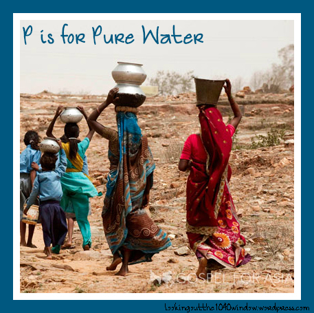 P is for Pure Water